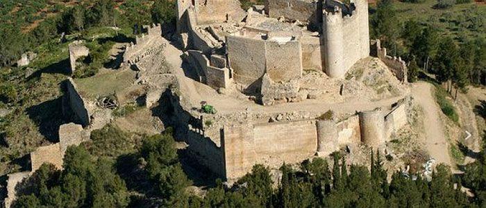 Castillos en Alcossebre