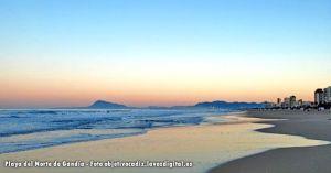 Playa Norte Gandía