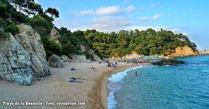 Playa de la Boadella
