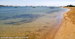Playas Mar Menor