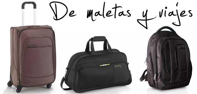De maletas y viajes