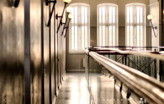 Alojarse en una cárcel