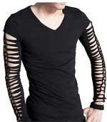 Camiseta gótica para chico