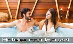 Hoteles con Jacuzzi