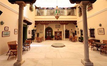 Interior Carmen de los Chapiteles