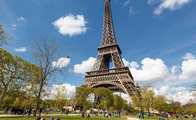 Vuelos a París