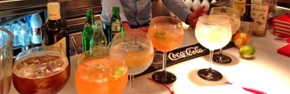 Cocktails café la Pedrera