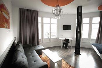 Habitaciones de lujo a buen precio