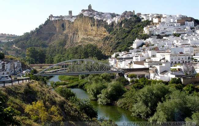 Pueblos Blancos Arcos de la Frontera