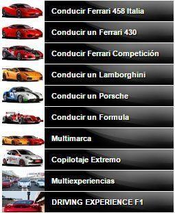 Conducir circuito Montmeló Barcelona