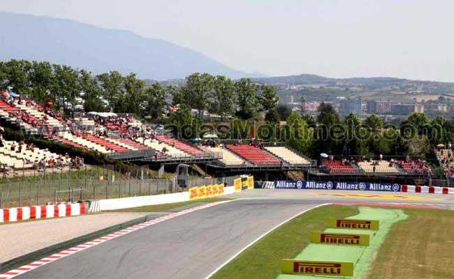 Circuito Montmelo : Conducir tu coche en el circuit de cataluña de montmeló