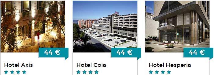 Hoteles 4 Estrellas Vigo Pontevedra