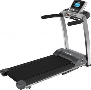 Un ejemplo de todo lo dicho es la Life Fitness F3.
