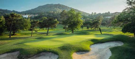 Campo de golf Vallromanes