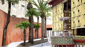 Jardines Casa Vicens