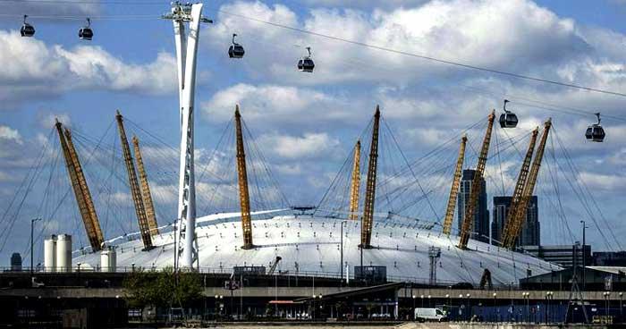 Panorámica de Londres