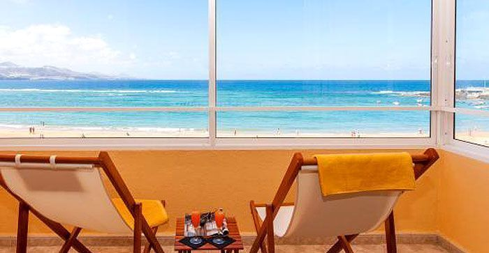 Alquiler apartamentos Playa de las Canteras