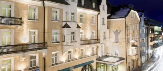 Alojamientos en Innsbruck