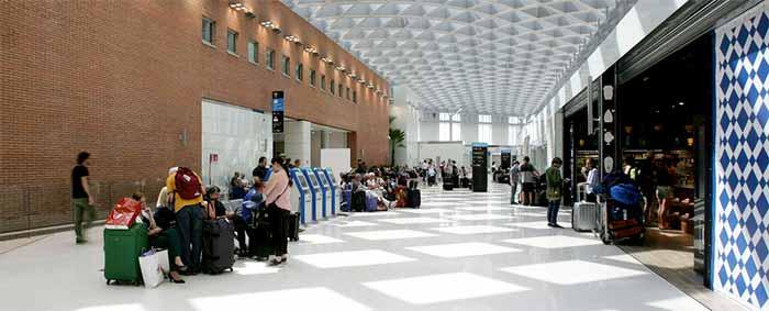 Aeropuerto de Venecia