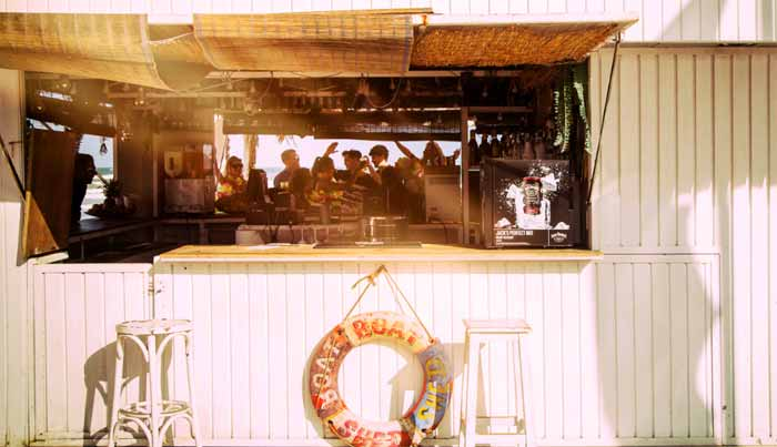 Beach party en Alicante