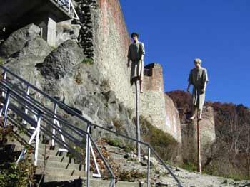Castillo de Poenari
