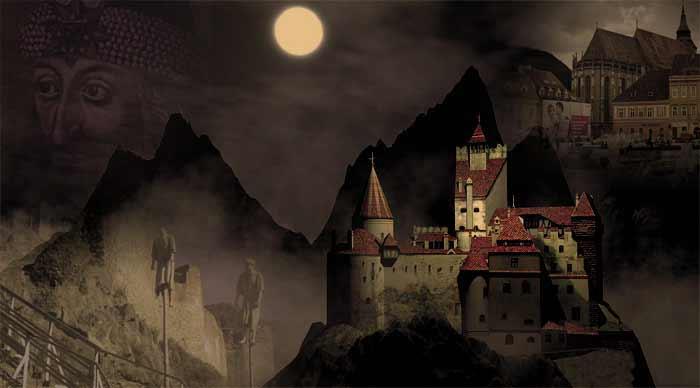 Viajar a Transilvania