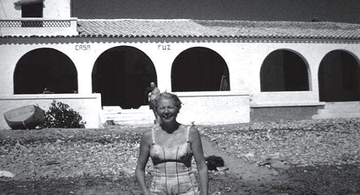 Evelyn Dewhurst Moraira
