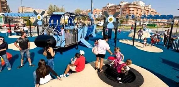 Parque Aviocar de Getafe