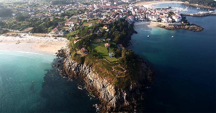 Portonovo Ría de Pontevedra