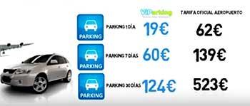Precios Viparking