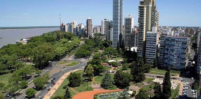 Fin de semana en Rosario Argentina