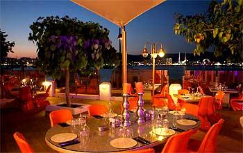 Pearl Restaurant Ibiza