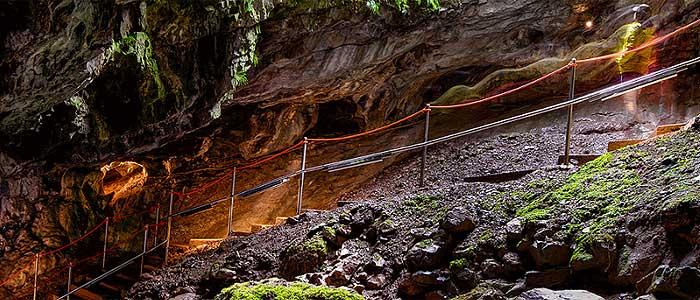 Cuevas en Aragón