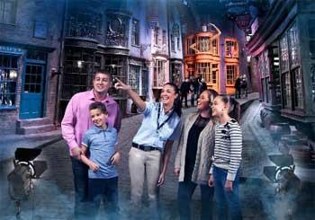 Estudios Warner Harry Potter Londres