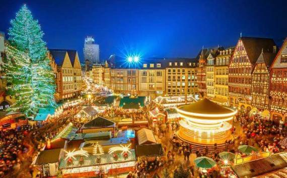 Mercado Navideño de Estrasburgo