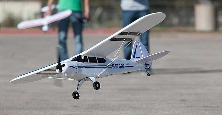 aviones teledirigidos para empezar