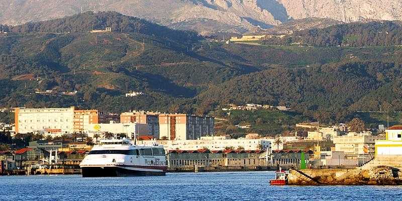 Escapadas Ferry Sur Espana