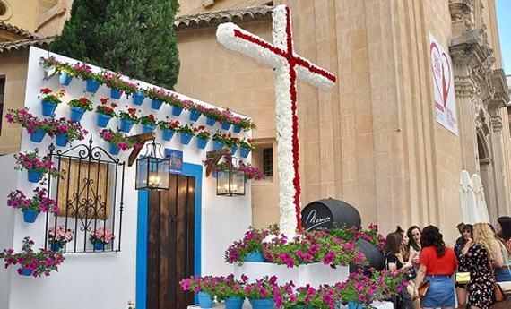 Concurso Cruces de mayo 2020 Córdoba