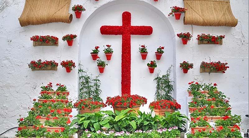 Cuándo son las cruces mayo Córdoba