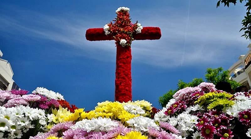 Fiesta de las cruces de Mayo