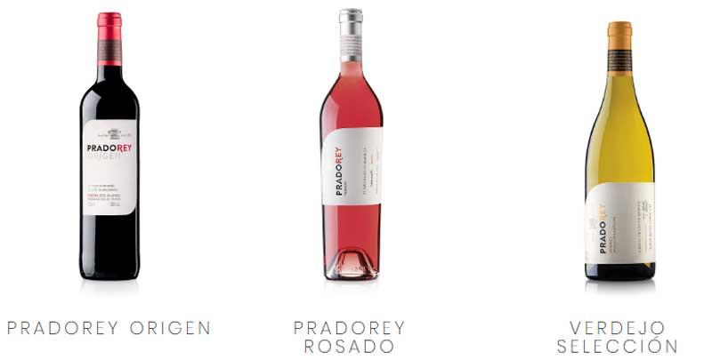Vinos PradoRey