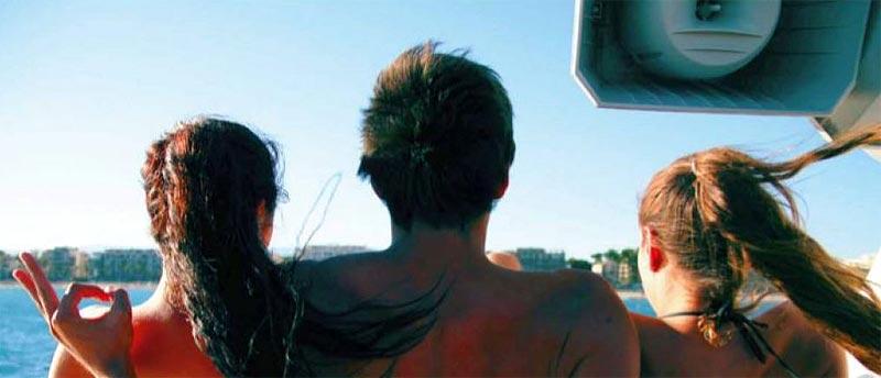 Despedidas en barco Málaga