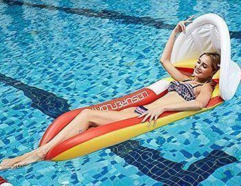Colchoneta piscina Lovebay
