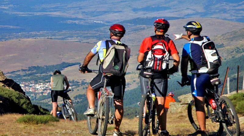 Rutas bici sierra madrileña