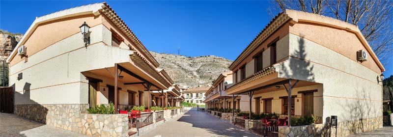 Casas rurales Alcalá de Júcar