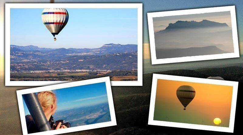 Reservar vuelos en globo