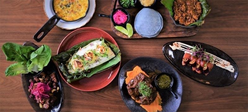 Restaurantes latinos en Londres