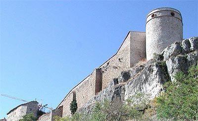 Castillo de Cantavieja