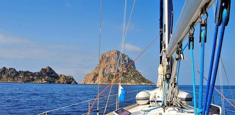 Viaje en velero Islas Pitiusas