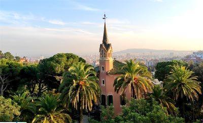 Casa Museo de Gaudí Parc Güell